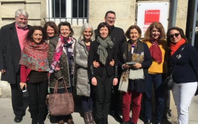 SELF I : retour sur les échanges des 10 au 13 avril à Bordeaux