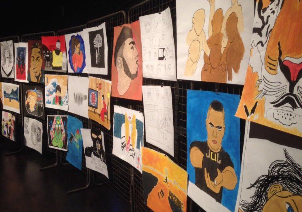"""L'Art d'Agir et PROCCRéA : retour sur le vernissage de l'exposition """"REGARDS"""""""